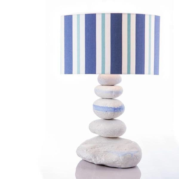Bibi Ocean Pebble Table Lamp | Jimmy Ocean Project
