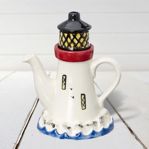 Lighthouse One Cup Teapot