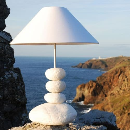 Ocean Wave Table Lamp