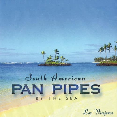 Pan Pipes by the Sea CD