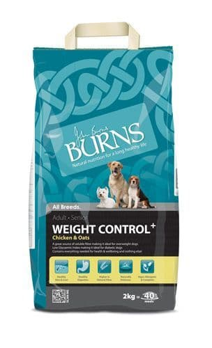 BURNS WEIGHT CONTROL+