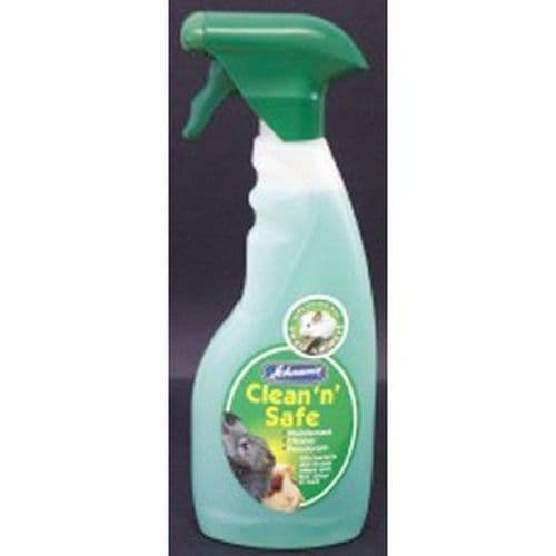 JOHNSONS CLEAN & SAFE SMALL ANIMAL