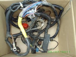 Genuine Landrover 3.5Ltr EFi wireing Harness