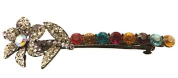 1.GC10210 colourful sequined hair clip