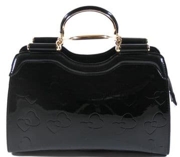 Caro Paris 709 Bags -  Black