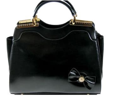 Caro Paris 8279 Millan Bag - Black