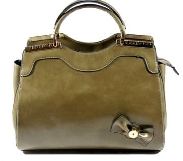 Caro Paris 8279 Millan Bag - Taupe