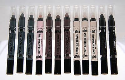 12 x Collection Work the Colour Eyeshadow Pencils | RRP £38 |