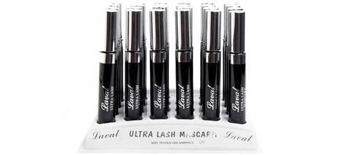 12 x Laval Ultra Lash Mascara Black