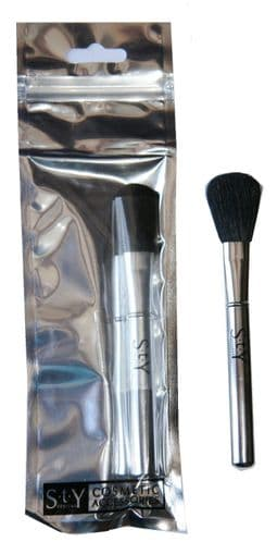 24 x S.T.Y. Designs Blusher Brush | 14cm Long | Foil Packaged | Wholesale