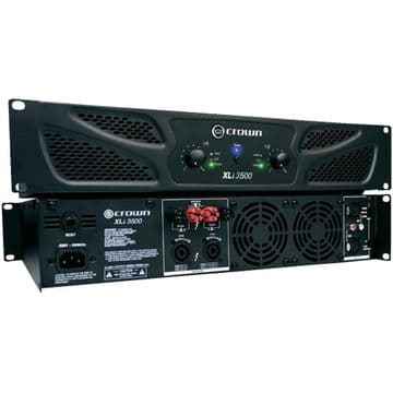 Crown XLi1500 Amplifier