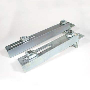 T29806 - Girder Clamp with End Bracket (230mm - 300mm)