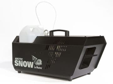 LeMaitre Arctic Snow Machine