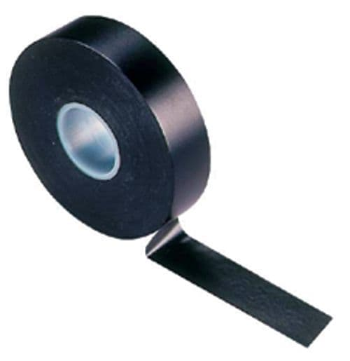 PVC Electricians tape (Black, White or Yellow)