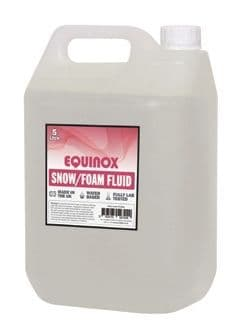 Snow/foam fluid ready to use (5 Ltr)