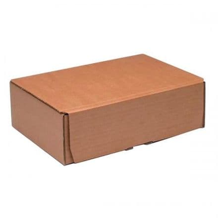 Kendon Mailing Boxes - Brown 245x150x33mm / Pack of 20