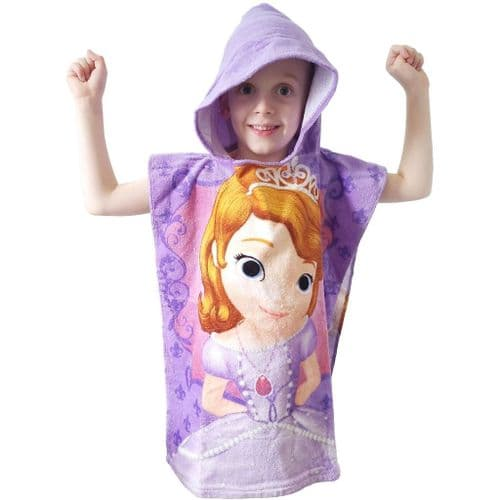 Hooded Poncho Sophia The First Towel