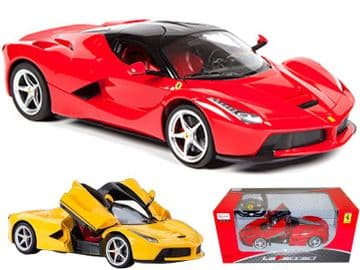Ferrari LaFerrari F150 Radio Control 1:14 Scale Official RC Model Toy Super Car Colour Choice