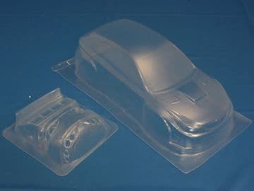 Himoto 1-10 On-Road Clear Body Shell (Subaru WRX 10) (PC201006R-1A)