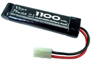 Himoto 10.8 volt 1100mAH NiMH Re-Chargeable Battery Tamiya Connector 28180