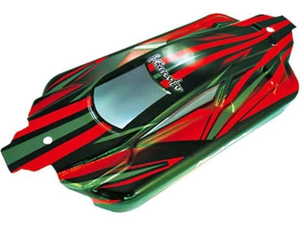 Himoto 31301 Tanto Electric RC Buggy PVC Body Shell Red 1-10 Scale Model Part