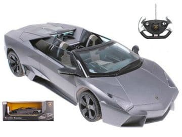 Lamborghini Reventon Roadster Radio Control 1:14 Scale Official RC Model Toy Super Car