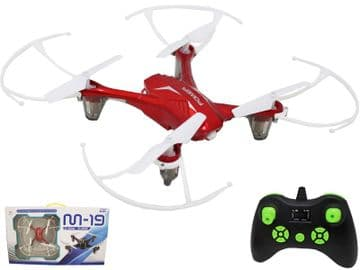 M19 Quadcopter 6-Axis 2.4GHz 4CH Remote Radio Control RC Drone Gadget RTF