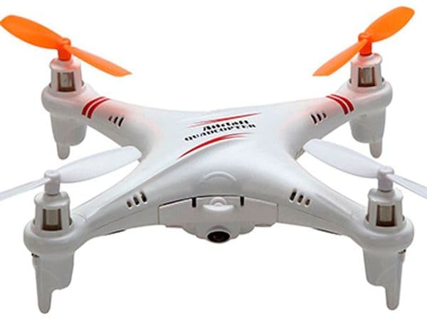 M62 Quadcopter with camera 6-Axis 2.4GHz 4CH Remote Radio Control RC Drone