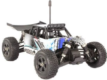 Radio Control Buggy BARREN Desert Racer 1:18 Scale Pro Spec 7.2v 4WD Off Road Model