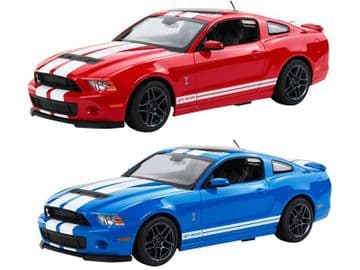 Radio Control Car Ford Mustang Shelby GT500 1:14 Scale Official RC Model