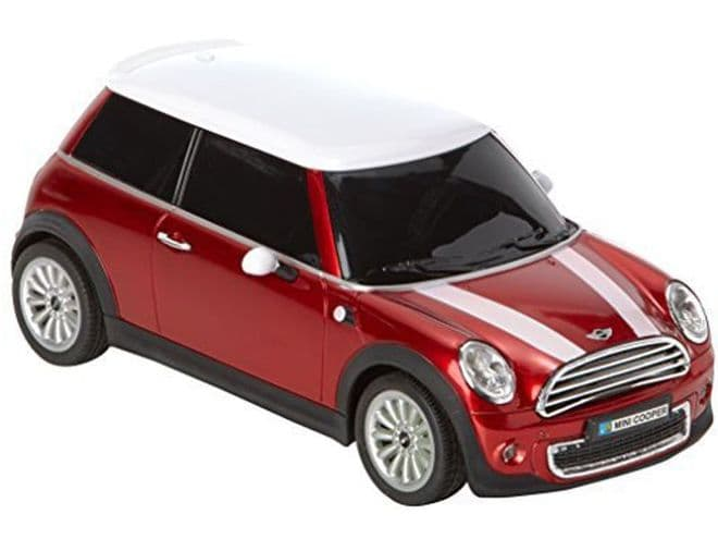 TOYANDMODELSTORE: Radio Controlled Car Mini Cooper remote control rc model toy vehicle gift