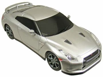 Radio Control Car Nissan GT-R 1:24 Scale Official RC Model Colour Choice