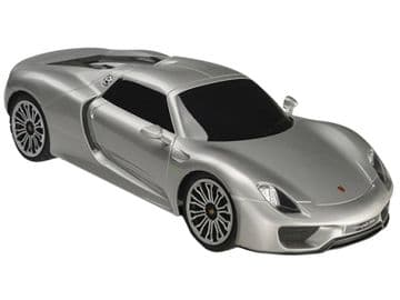 Radio Control Car Porsche 918 Spyder 1:18 Scale Official RC Model