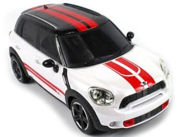 Radio Control Mini John Cooper Countryman 1:18 Scale Official RC Model Colour Choice