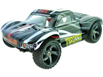 Radio Control Truck TYRONNO 1:18 Scale Pro Spec 7.2v 4WD Off Road Model