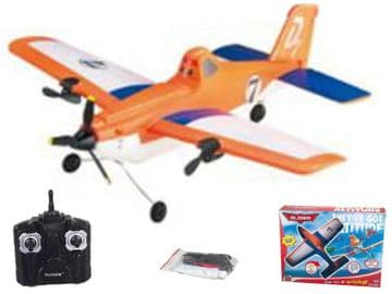 Radio Controlled Model Airplane 6210 Racing Plane Flying RC Toy Aircraft 2.4ghz