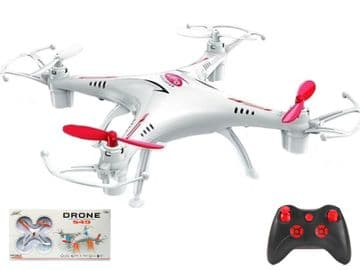 S49 Quadcopter 6-Axis 2.4GHz Remote Radio Controlled Mini RC Drone Flyer