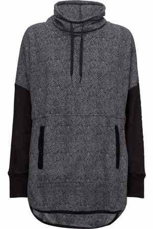 DKNY Stretch Fleece Tunic