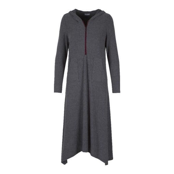 LingaDore Bloomy Wooly Dress - Winter Grey