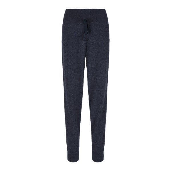 LingaDore Mood Indigo Wooly Lounge Pants - Dark Blue