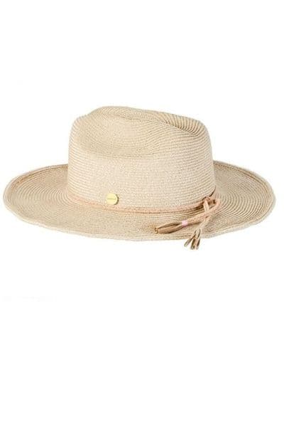 Seafolly Packable Coyote Hat - Natural