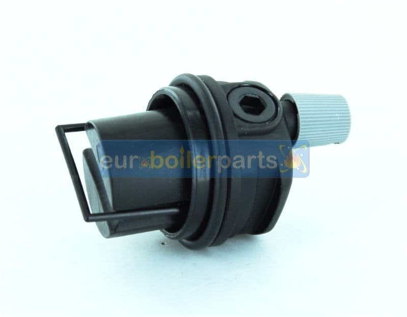 AV.235 Original Caleffi Air Vent Head Biasi Vaillant Ideal</br>104521 BI1212107 0020014161 S1024500 0020018569 174894 Vokera 10025485 R10025485