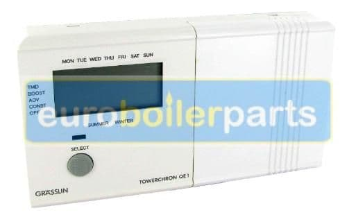 CL.310 Grasslin QE1 Digital Time Switch Programmer