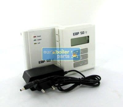 EBP.50 Wireless Digital Room thermostat for boilers