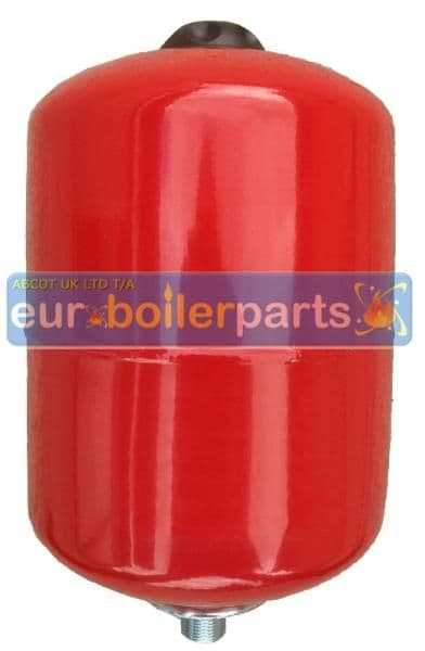 EV.120 Varem 12 Litre Red Heating Expansion Vessel