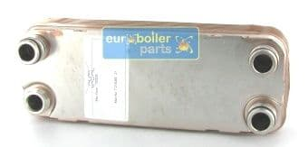 HE.410 Original Alfa Laval as used by Vaillant Turbomax Plus 06-5088 06-5028 065088 065028 Compatible