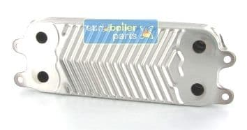 HE.424 Heat Exchanger Compatible with Vaillant 12 PLates Compatible Glowworm Flexicom Ultracom 0020014402 0020059452