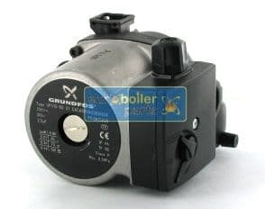 "PU.600 Grundfos 1"" Pump with Air Vent 15/60 Ariston 996613"