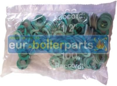 XW.130 1/2 Fibre Washer (100 pcs)
