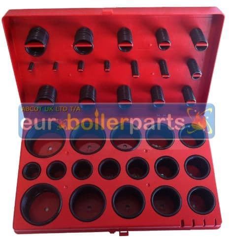 XW.170 NBR O Ring Set Metric (419 pcs) Mixed